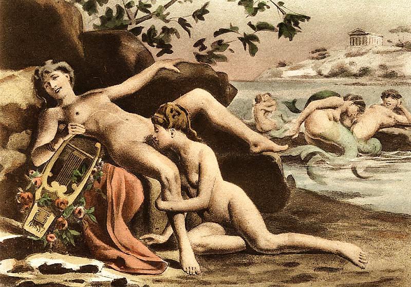 древности фото порно искусство из